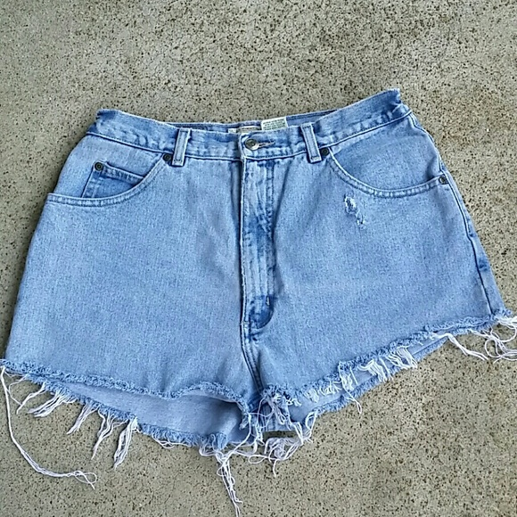 St. John's Bay Pants - Vintage Jeans Shorts